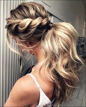 15 coiffures de poney de classe pour les femmes