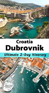 Dubrovnik Photography Itinerary 2 Days In Dubrovnik To Find The Best Photography Spots Chasing Lenscapes Europe Trip Itinerary Europe Travel Travel Around The World