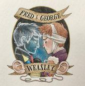 Découvrez les plus beaux dessins inspirés de l'univers Harry Potter de Melody Howe !