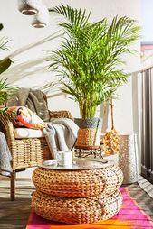 ALSEDA stool – banana blossom fiber