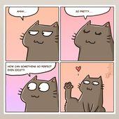 Der über das Selbstwertgefühl | Catsu die Katze