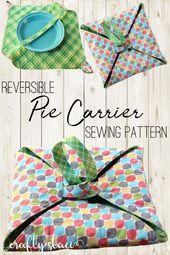 Reversible Pie Provider Stitching Sample – PDF obtain