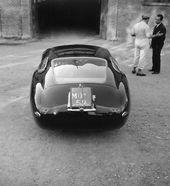 Jesse Alexander – 4.5 Coupe, Werk Maserati, Modena, Italien   – Automobili