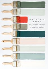 Joanna Gaines New Paint Line: Magnolia Home Paint …