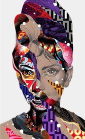 Street Art Kreationen von Tristan Eaton (Bild)