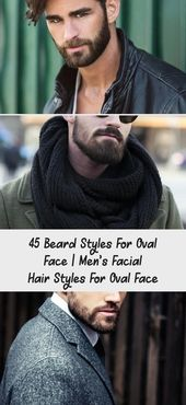 45 beard styles for oval face | Facial hairstyles for men for oval face – hairstyles – beard-styles-for-oval-face-men-facial hairstyle …