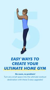 East Ways To Create Your Ultimate Home Gym 1