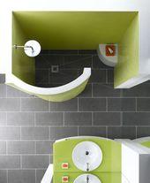 Bodenebenes Duschsystem für die Renovierung kleiner Bäder