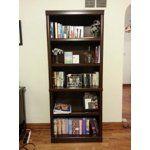 56f05bb14c91d8070de2207159ed95cd - Better Homes Gardens Ashwood Road 5 Shelf Bookcase