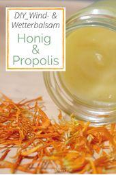 Honig-Propolis Balsam
