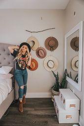 DIY Hut Veranstalter – Beschäftigt sein Blake