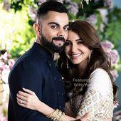 Virat Kohli and Anushka Sharma | Celebrity couples | Bollywood fashion | Candid …
