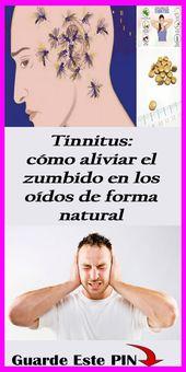 Tinnitus: cómo aliviar el zumbido en los oídos de forma natural