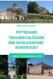 Potsdams Traumschlösser – Schlosspark Sanssouci – fernomenal.de