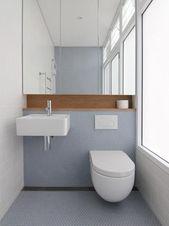60 schöne und elegante moderne Badezimmer – Fotos