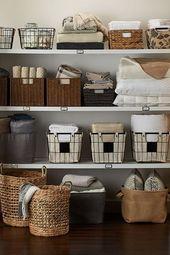 16 Aufbewahrungslösungen für Heimwerker, um die Küche zu organisieren   – Heim- und Handwerk