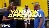 Yannick Afroman Problema E Teu Video In 2020 Youtube Music Vevo