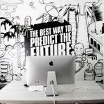 Illustrator Workspace Appricot Office Walls