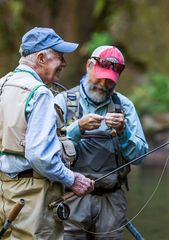 Pin On President Jimmy Carter And His Oyster Bamboo Fly Rod