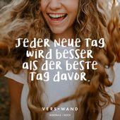 Jeder neue Tag wird besser als der beste Tag davor. – Kontra K – #besser #beste #davor #jeder #kontra –