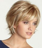 Image result for Fine Hairstyle Short haircuts for women over 50 # HairstylesFor
