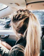 [New] Die 10 besten einfachen Frisuren (in der Welt) | Einfache Frisur für mittleres Haar für die Schule Schnelle Morgen für die Arbeit Schritt fü...