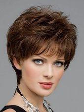 kurze Frisuren – Wie viel Gel und Haarspray würde ich mit meinen feinen Haaren brauchen ??????