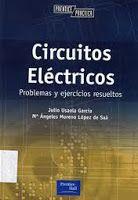 Circuitos Eléctricos Problemas Y Ejercicios Resueltos Libros Simuladores Tutoriales Y Electricidad Y Electronica Analisis De Circuitos Circuito Eléctrico