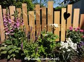 Photo of trixistrauminsel: New wood DIY in the garden