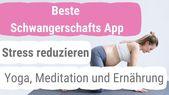Wie reduziert ihr Stress in der Schwangerschaft?🧘♀️🤰 Beste Schwange…