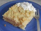 Quick Apple Sauce – Crumble Cake, une délicieuse recette de la catégorie des …   – Kuchen