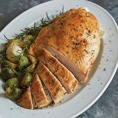 Sous Vide Turkey Breast Recipe on Food52