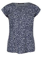 Betty Barclay Blusenshirt Damen, Blau / Weiß, Größe XXXL