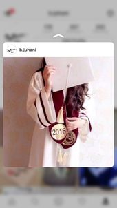 نتيجة بحث الصور عن تطريز روب تخرج Graduation Robes Graduation Diy Graduation Pictures