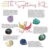 The Sagittarius Kit