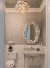#wainscoting #ceilings #elegant #fixture #simple #…