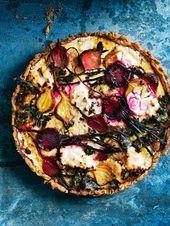 Para un almuerzo nutritivo y empacable, no puede pasar este quiche lleno de …   – Recipes