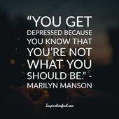 25 Marilyn Manson Zitate über Leben, Tod und Erfolg – Di's Mood