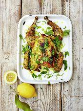 Spiced turmeric & lemon BBQ chicken | Jamie Oliver