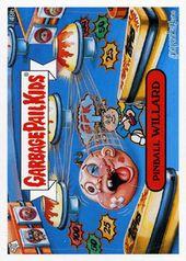 Geepeekay Garbage Pail Kids All New Series 7 Garbage Pail Kids Garbage Pail Kids Cards Kids Stickers