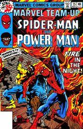 Marvel Team-Up Comic Book #45 Spider-Man and Killraven 1976 FINE+