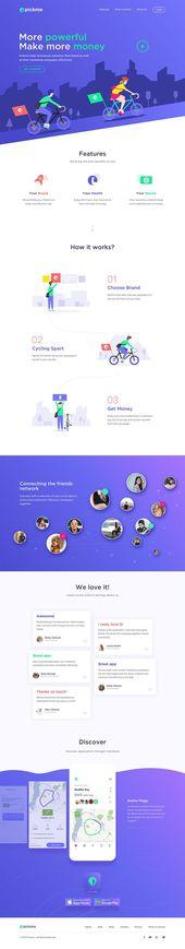 diseño de plantilla de sitio web psd a html   – designs Ey
