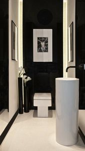 Moderne Waschbecken – Bilder zum Inspirieren – Archzine.net