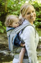 Baby Carrier Baby carriers, bras and more gear just for plus-sized moms | BabyCenter