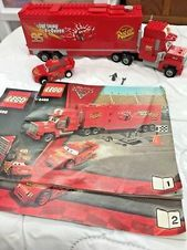 LEGO Disney Pixar Autos Macks Team Truck 8486 Retired-Incomplete #afflink Enthäl …   – Lego Ideen
