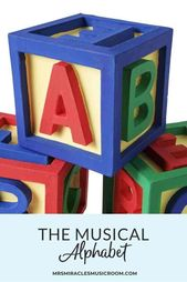 The musical alphabet and treble clef – Mrs. Miracle's Music Room