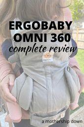 Baby Carrier Ergobaby Omni 360