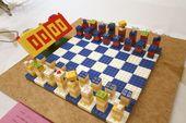 """Kevin Tians LEGO """"Schachspiel"""""""