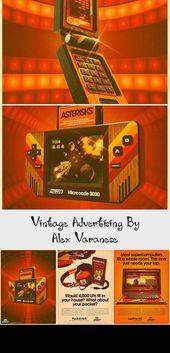 Vintage Advertising By Alex Varanese – Technology