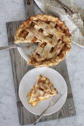 Ermüdet von den feuchten unteren Pfirsichkuchen ?? Dies ist die wunderbarste Pfirsichpastete …   – cake, pies and pastries